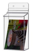 "Lot of 12 Outdoor 4"" x 6"" Brochure Pamphlet Holder Display - $203.99"