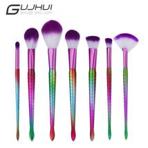 2017 New Professional Makeup Brush Set 7pcs High Quality Makeup Tools Ki... - $18.99