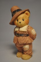 Cherished Teddies - Jedediah - 617091 - Giving Thanks For Friends - Boy ... - $11.18