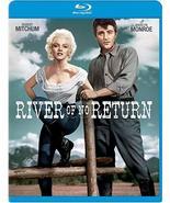 River of No Return [Blu-ray]  (1954) - $6.95
