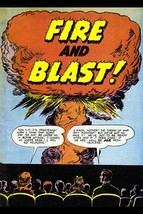Fire and Blast! by Mart Baily - Art Print - $19.99+