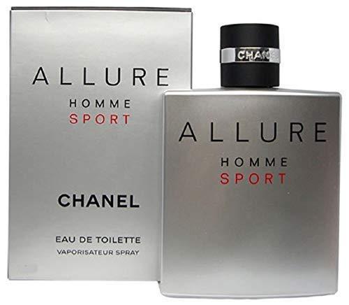 9cabd840949 ALLURE HOMME SPORT By CHANEL 3.4 oz 100ml Eau De Toilette Spray Men Perfume  -  186.11