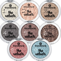 Essence The Velvets Eyeshadow Long Lasting Especially Soft Texture - $8.84