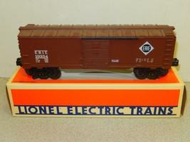The Lionel VAULT- 19254 Erie Single Door BOXCAR- 0/027- New - $22.49