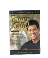 Anthony Robbins Power Talk  2002 Watch Your TV CD Brand New Sealed - $8.90