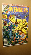 AVENGERS KING-SIZE ANNUAL 6 *NICE* VS NUKLO VISION WHIRLWIND WHIZZER - $14.00