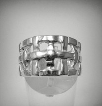 R001265 STERLING SILVER Ring Solid 925 - $446,88 MXN