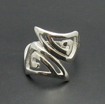 R000129 STERLING SILVER Ring Solid 925 Plain - $332,14 MXN