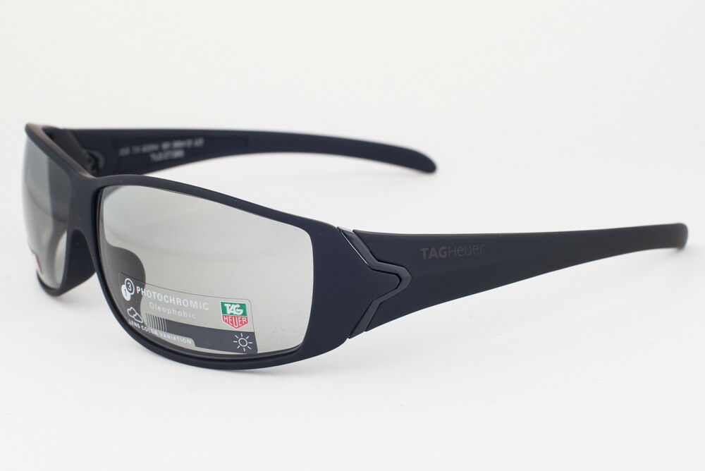 Primary image for Tag Heuer Racer 9204 Matte Black / Gray Outdoor Sunglasses 9204 181