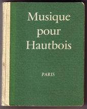 Musique pour Hautbois (Music for Oboe, 1951) - $18.00