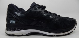 Asics Gel Nimbus 20 Size US 8.5 M (D) EU 42 Men's Running Shoes Black T800N
