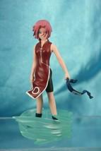 Bandai Naruto Ultimate P1 Gashapon Mini Figure Sakura Haruno - $39.99