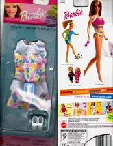 Barbie Fun to Dress Fashions - $8.90