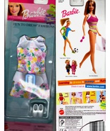 Barbie Fun to Dress Fashions - $7.95