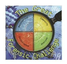 The Great Forensic Challenge Game Barrons Game Complete (2005) - $23.36