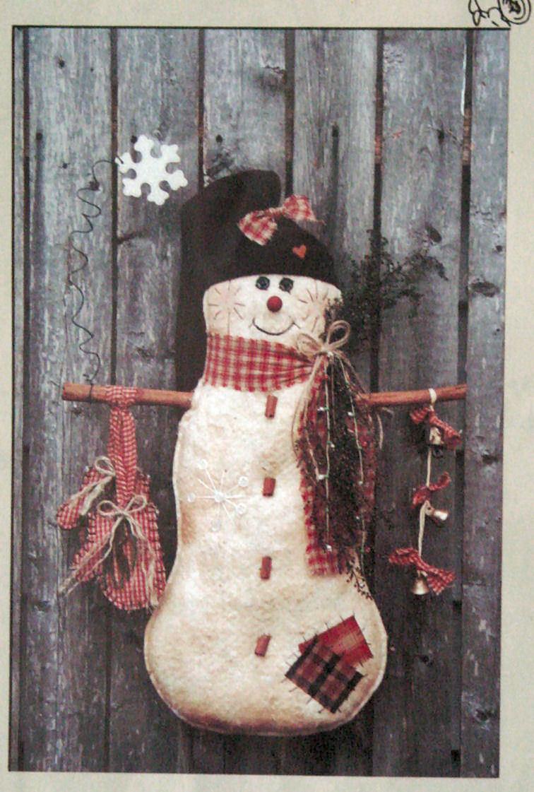 Happy snappy snowman 1