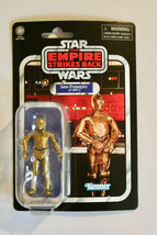 Star Wars Vintage Collection C3PO  3.75-Inch Action Figure Hasbro  - $27.17