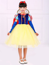 Kids Snow White Dress Children Party Dresses   Children Fancy Princess D... - $28.99