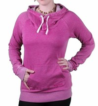 Bench UK Rodriguezz Festival Bleached Pink Hoodie Hooded sweater NWT image 1