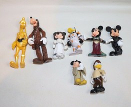 Walt Disney World Star Wars weekends exclusive figures Star Tours Rare Incomplet - $149.99