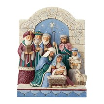 """Jim Shore """"Victorian Nativity"""" Heartwood Creek Collection 10"""" H x 8"""" L Christmas image 1"""