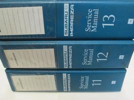 1999 Subaru Impreza Service Manual 3 Volume Set FACTORY OEM BOOKS BINDER... - $128.69