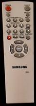 Samsung 00064J Remote Control For SV-K160UM SV-K170UM SV-K182P - $6.99