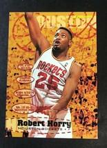1995 Fleer #69 Robert Horry - Rockets - $0.98