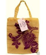 Expressions by Hallmark, Fabric Floral Gift Bags - $3.00