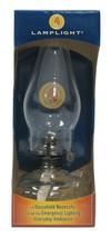 Lamplight Farms  Chamber  Oil Lamp  Clear  12 oz. - $17.99