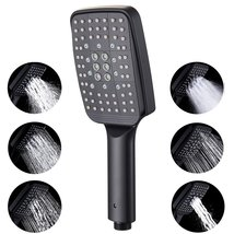 RBROHANT Handheld Shower Head Replacement, 6 Function Modern Bathroom Removable  - $40.02+