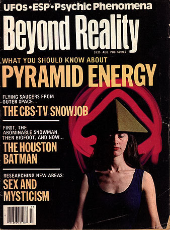 Primary image for Beyond Reality Three Issues: Nos. 27, 28, 29 (1977)
