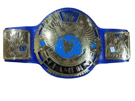 WWF Best Quality Eagle Block Logo Wrestling Championship Replica Belt Fo... - $370.00