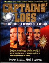 Star Trek - Captains Logs  - $14.25