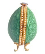 Rucinni Green Egg with Hidden Hen - £40.37 GBP