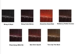 Clairol Flare Me Dark Permanent Creme Haircolor,  Keep Calm Berry  2 oz  image 3