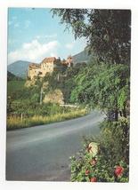 Bolzano Italy Castel Roncolo Runklestein Castle Vintage J F Amonn 4X6 Po... - $6.99