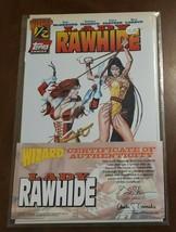 LADY RAWHIDE #1/2 Comic Book w COA NICE - $9.55