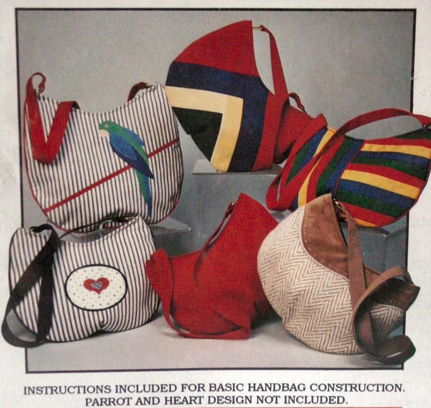Hobo tote handbag 1