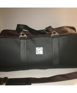 Rare Vintage VIRGIN Atlantic Airlines Records Carry On Duffel Bag Should... - $149.99