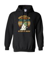 Yoda Seagulls Stop It Now Vintage G185 Gildan Pullover Hoodie 8 oz. - $29.50+