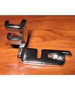 White Sewing Machine Low Shank Narrow Hemmer Foot Like New - $5.00