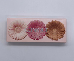 NIB Clinique Limited Edition-Cheek Pop On-The-Glow Trio Palette - $32.66
