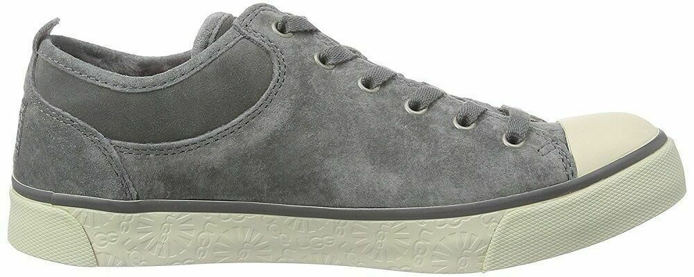 UGG Australia Sport Collection Women's Evera Oxford Sneakers in Pewter, Size 5 image 3