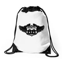Route 66 Drawstring Bags - $30.00