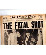 Daily News New York's Picture Newspaper,11/25/63   Monday November 25, 1963 - $2.95