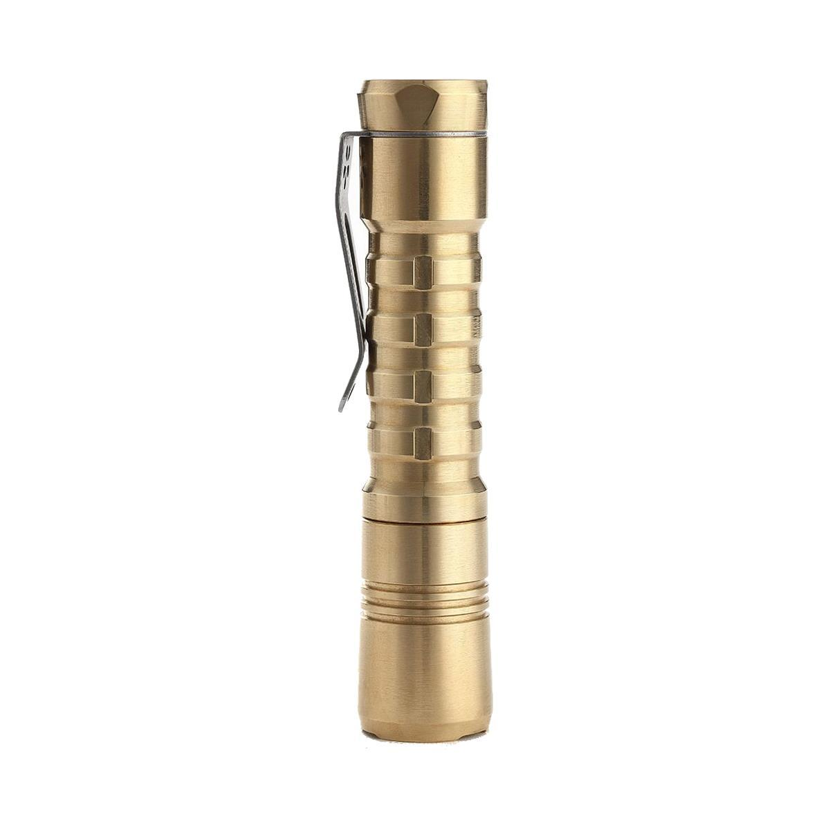 Upgraded ReyLight New Pineapple Nichia 219C 470LM 4Modes Memory Function EDC Tac