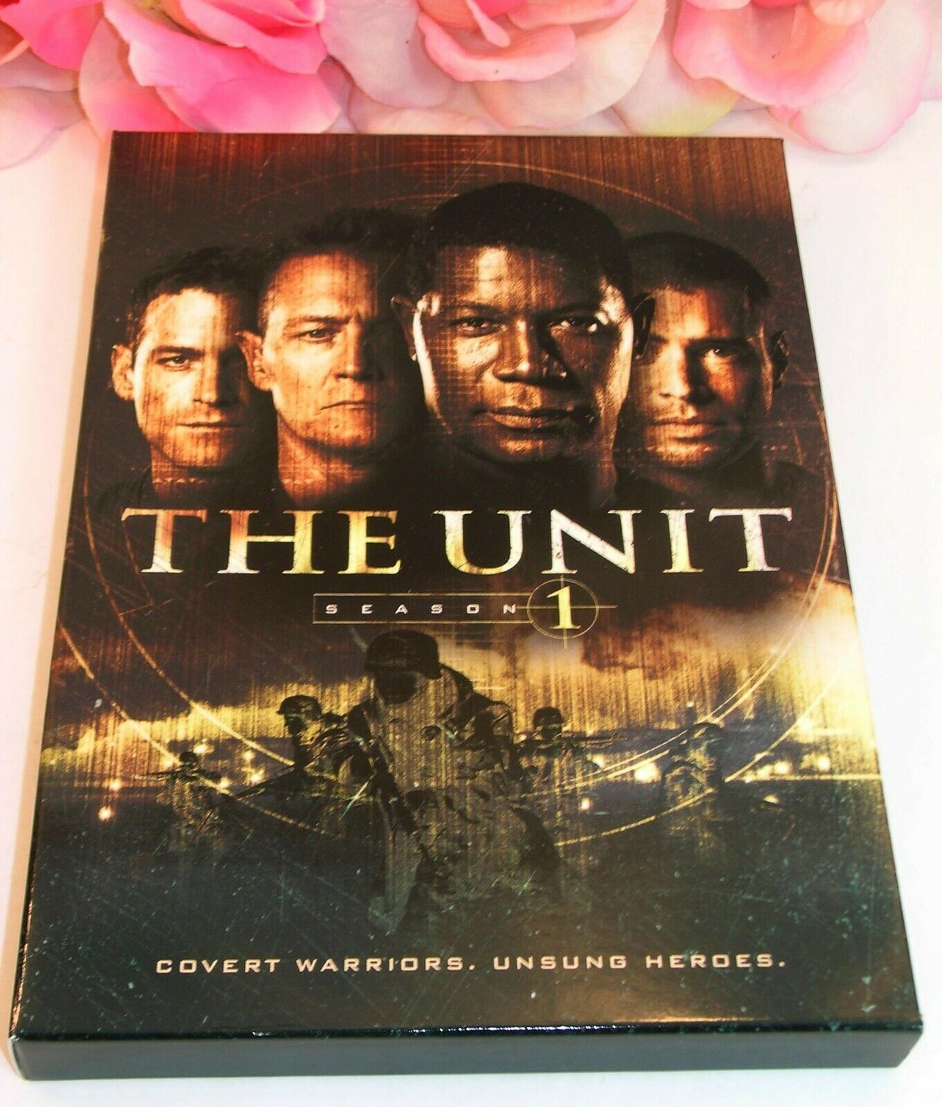 Primary image for DVD's The Unit Season One (1) Full Season 13 Episodes on 4 Disc Set Gently Used