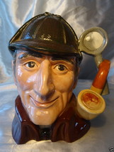 Stunning Vintage Collectible Royal Doulton Toby Character Pottery Jug Th... - $109.38