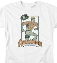Aquaman T-shirt Super Friends retro JLA 1970s cartoon DC graphic tee DCO866 image 2